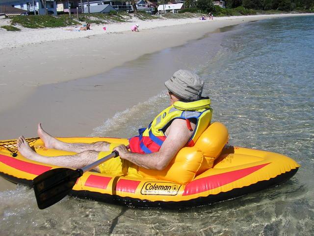 Coleman K1 Inflatable Kayak